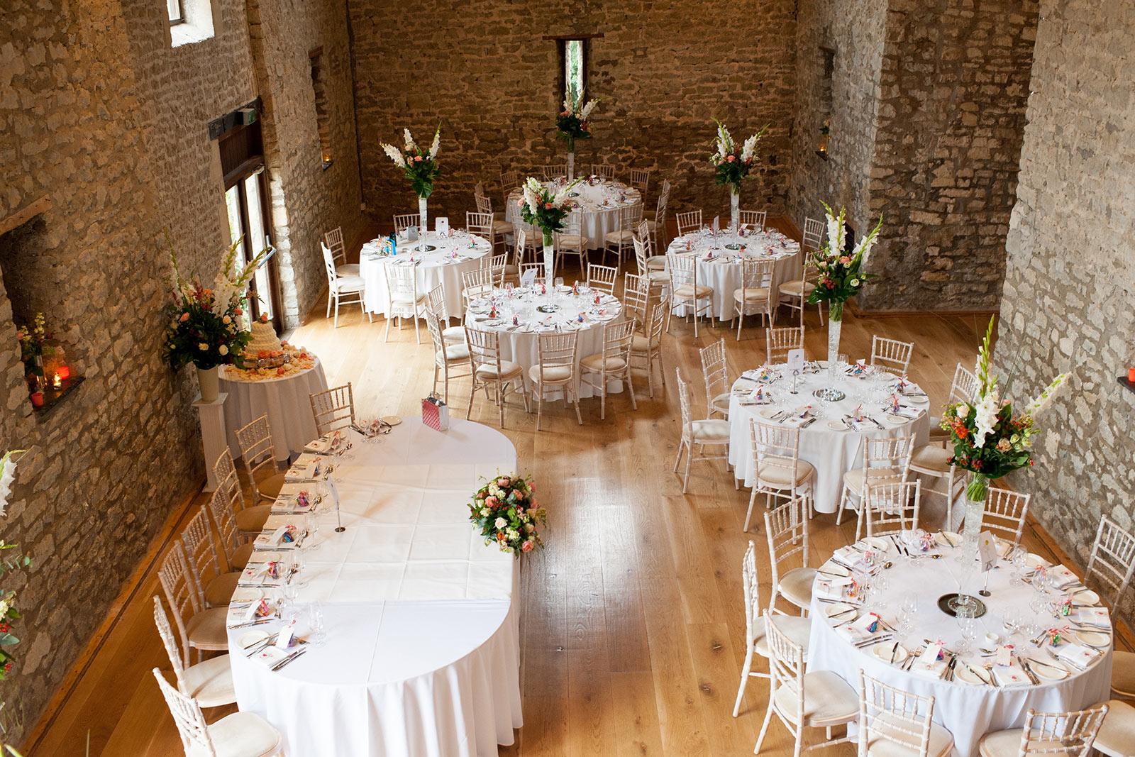 Barn Wedding Venues Near Bath Priston Mill