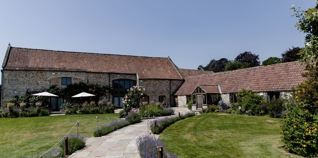 Tythe Barn - Wedding venue at Priston Mill Bath