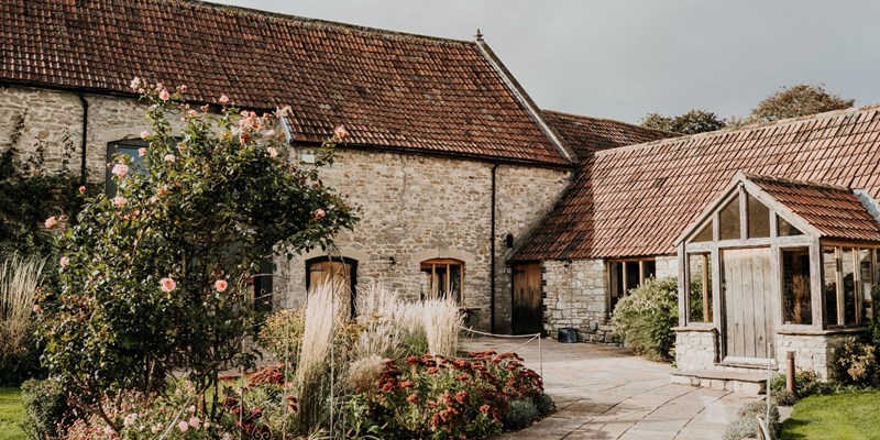 Tythe Barn - Priston Mill Wedding venue in Bath