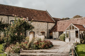 The Tythe Barn wedding venue in Bath