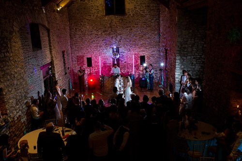 Party in the Tythe Barn