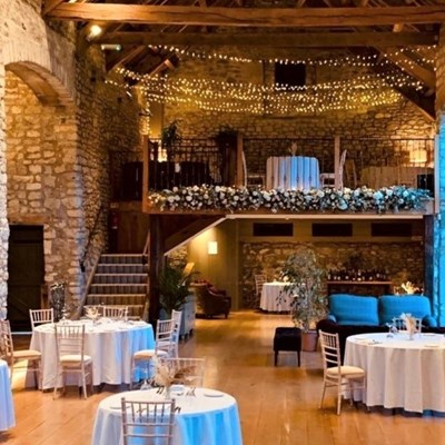 Tythe Barn at Priston Mill wedding venue set for Sunday lunch
