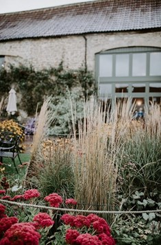 Priston Mill gardens - wedding venue in Bath
